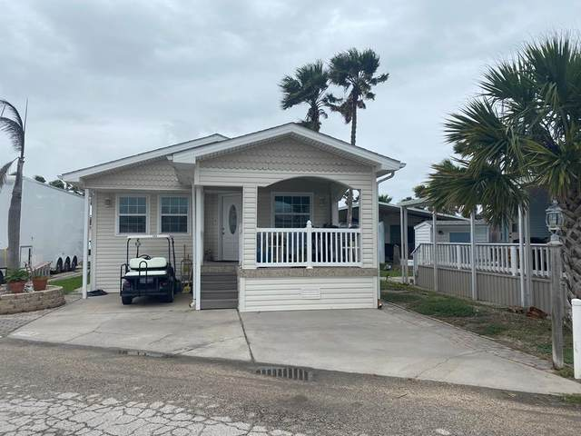 383 Sand Dollar, Port Isabel, TX 78578 (MLS #93756) :: The MBTeam