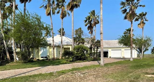 12 Laguna Madre Dr., Laguna Vista, TX 78578 (MLS #93769) :: The MBTeam