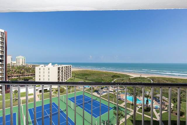 406 Padre Blvd. #802, South Padre Island, TX 78597 (MLS #93773) :: The MBTeam