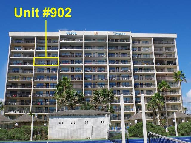 404 Padre Blvd. #902, South Padre Island, TX 78597 (MLS #93854) :: The MBTeam