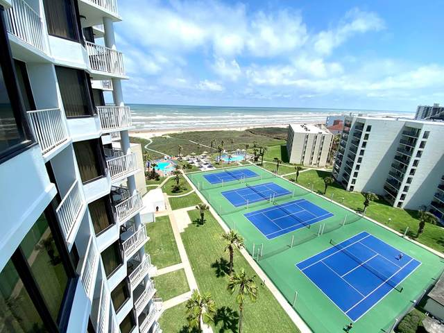 400 Padre Blvd. 9114/9115, South Padre Island, TX 78597 (MLS #93872) :: The MBTeam