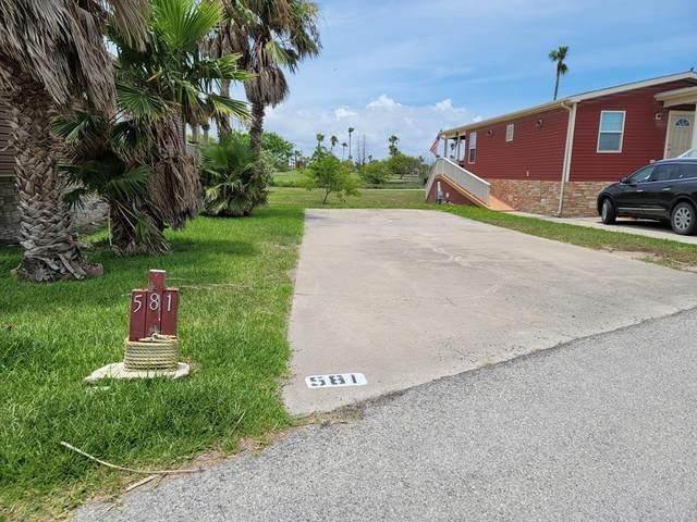 581 Sand Dollar Dr, Port Isabel, TX 78578 (MLS #94030) :: The MBTeam