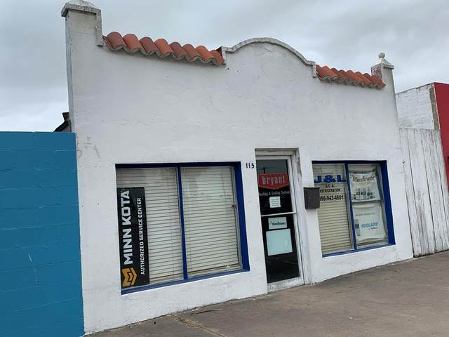 117 W Queen Isabella Blvd., Port Isabel, TX 78578 (MLS #94032) :: The MBTeam