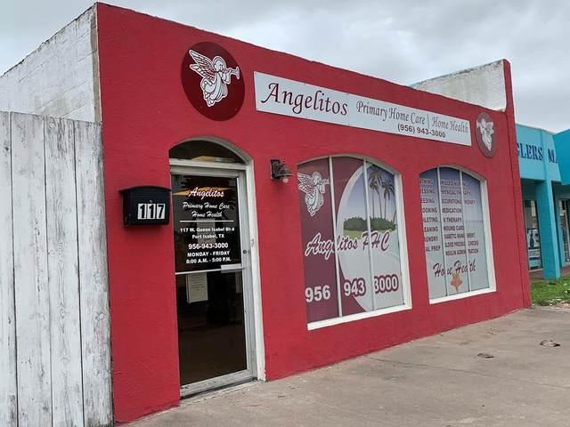 117 W Queen Isabella Blvd., Port Isabel, TX 78578 (MLS #94035) :: The MBTeam