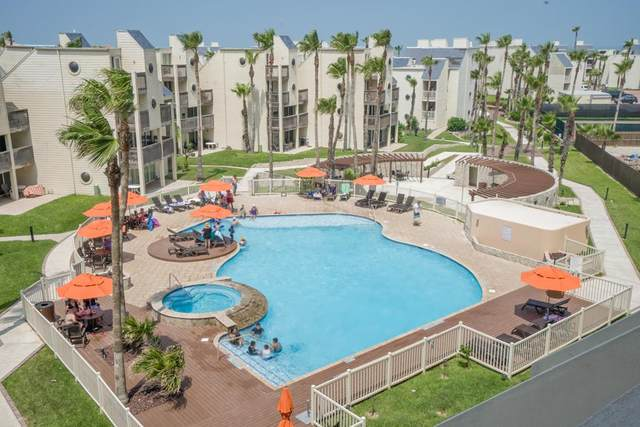 6300 Padre Blvd. #403, South Padre Island, TX 78597 (MLS #94037) :: The MBTeam
