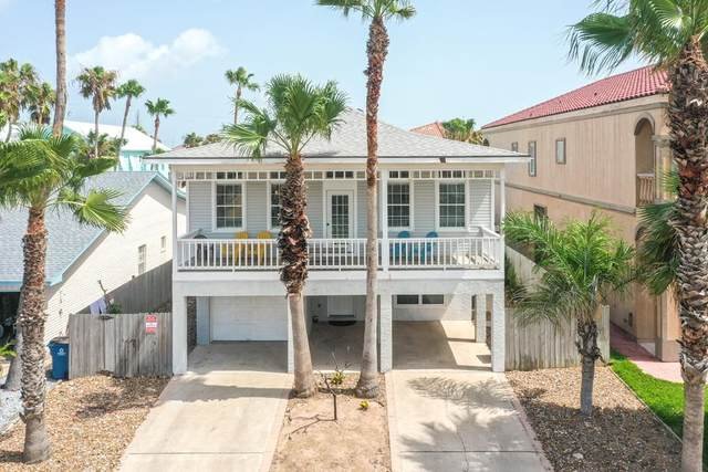 116 E Constellation Dr., South Padre Island, TX 78597 (MLS #94170) :: The MBTeam