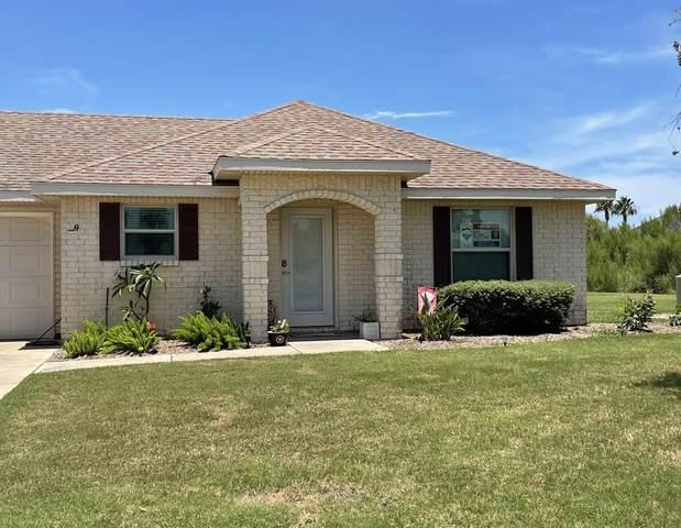 99 Bethpage Drive, Laguna Vista, TX 78578 (MLS #94201) :: The MBTeam