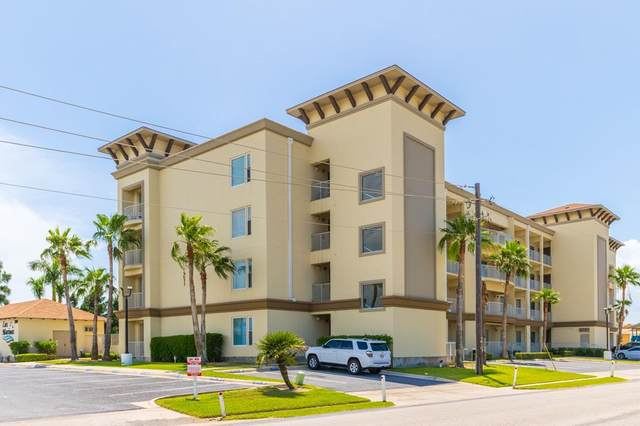 5909 Padre Blvd. #407, South Padre Island, TX 78597 (MLS #94267) :: The MBTeam
