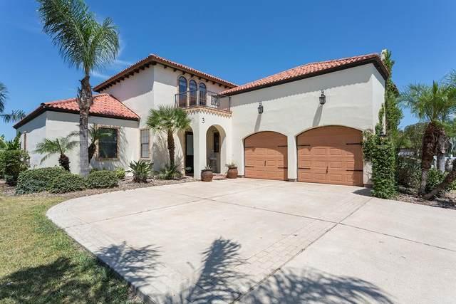 3 Spyglass Hill Dr., Laguna Vista, TX 78578 (MLS #94330) :: The MBTeam