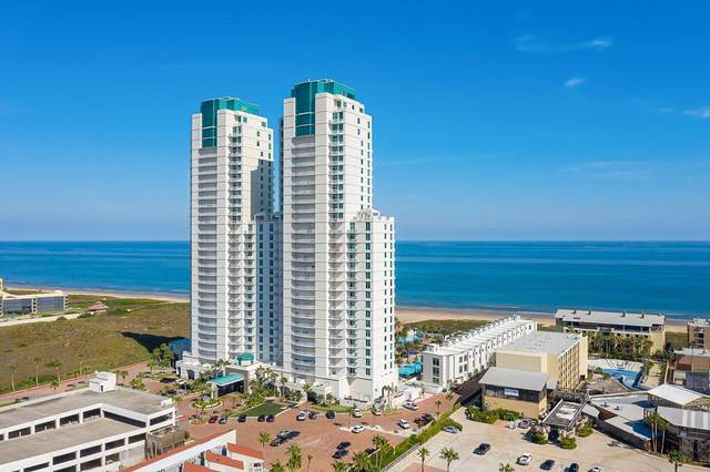 310a Padre Blvd. #602, South Padre Island, TX 78597 (MLS #94355) :: The MBTeam
