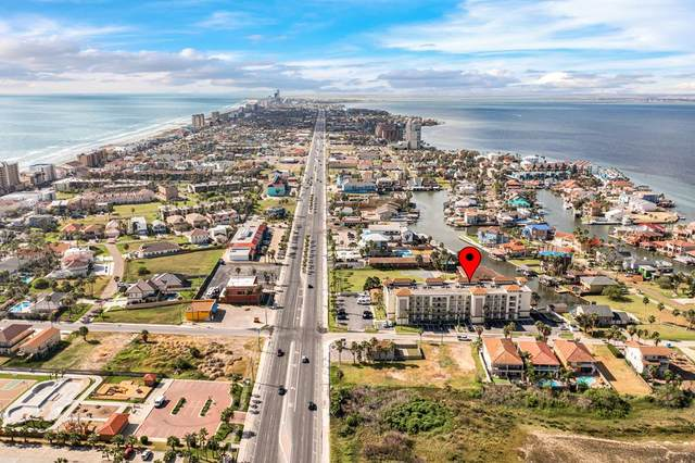 5909 Padre Blvd. #208, South Padre Island, TX 78597 (MLS #94356) :: The MBTeam
