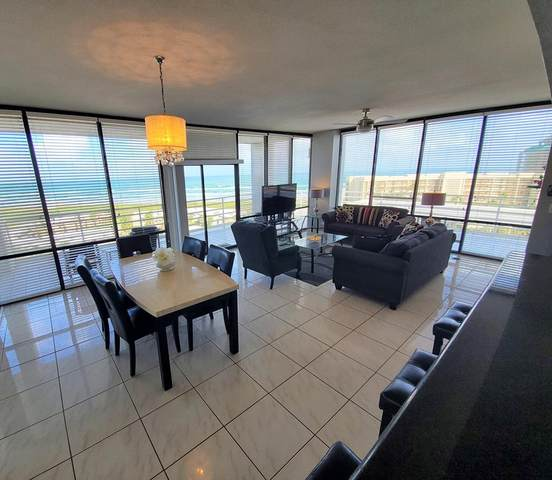 1000 Padre Blvd. #716, South Padre Island, TX 78597 (MLS #94361) :: The MBTeam