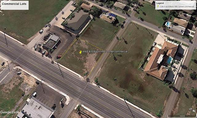 Lot 5&6 Padre Blvd., South Padre Island, TX 78597 (MLS #91445) :: The MBTeam