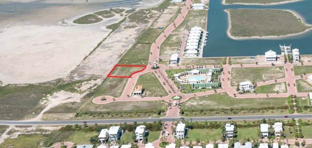 Lot 4&5 Marina Dr., South Padre Island, TX 78597 (MLS #91662) :: The Monica Benavides Team at Keller Williams Realty LRGV