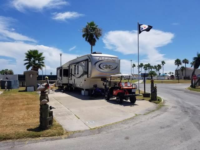 28 Abalone Circle, Port Isabel, TX 78578 (MLS #91673) :: The Monica Benavides Team at Keller Williams Realty LRGV