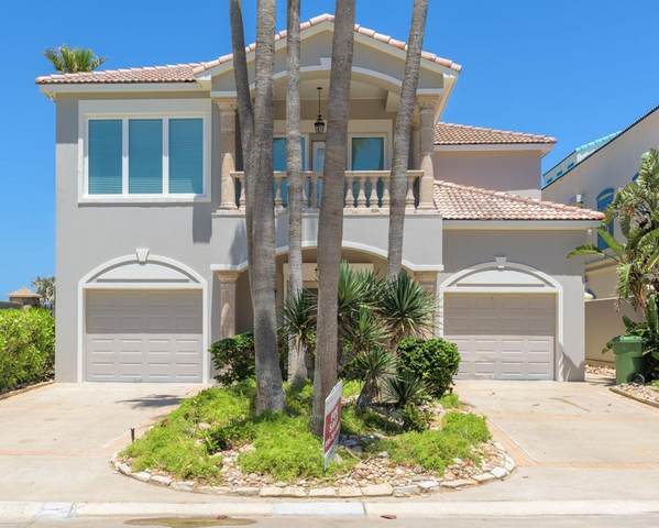 6416 Beach Drive, South Padre Island, TX 78597 (MLS #92632) :: The MBTeam