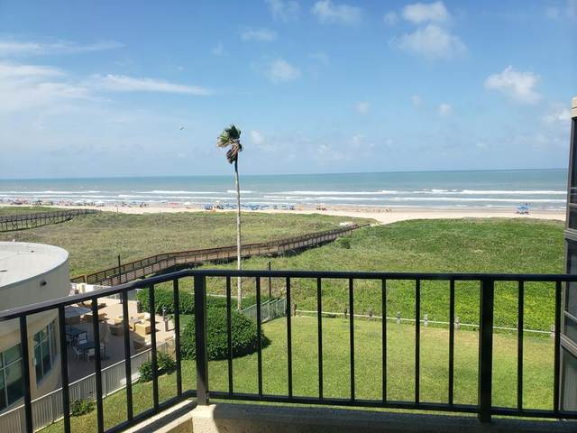 334 Padre Blvd. #405, South Padre Island, TX 78597 (MLS #92711) :: The MBTeam