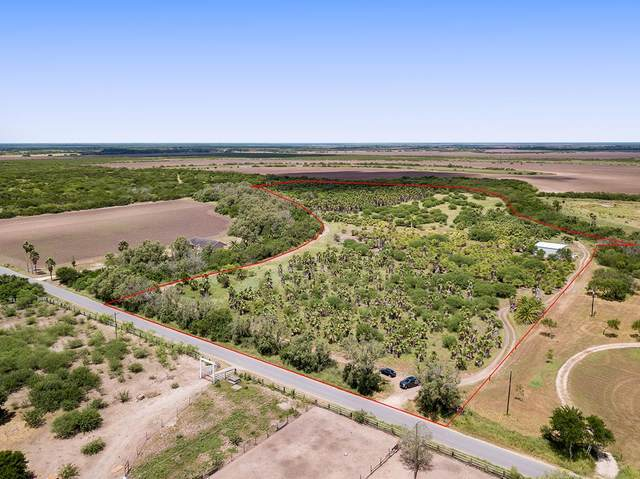 tbd Schafer Rd., Bayview, TX 78566 (MLS #92970) :: The MBTeam