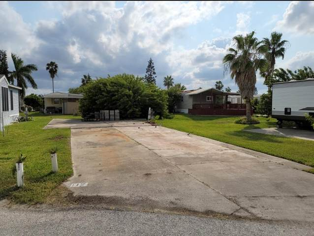 112 Abalone Circle, Port Isabel, TX 78578 (MLS #93106) :: The MBTeam