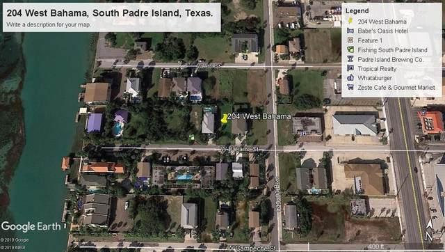 204 W Bahama St., South Padre Island, TX 78597 (MLS #90613) :: The Monica Benavides Team at Keller Williams Realty LRGV