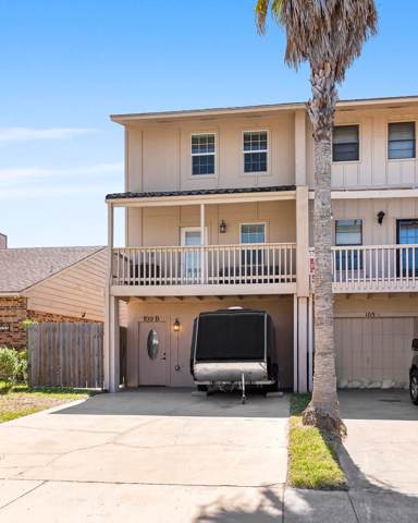 109B E Mezquite, South Padre Island, TX 78597 (MLS #91707) :: Realty Executives Rio Grande Valley