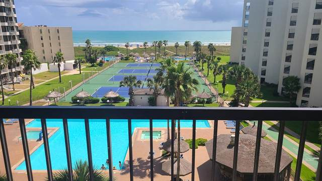 404 Padre Blvd. #603, South Padre Island, TX 78597 (MLS #92971) :: The MBTeam