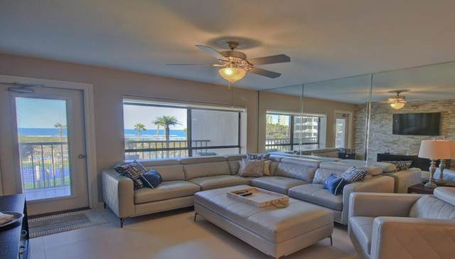 406 Padre Blvd. #302, South Padre Island, TX 78597 (MLS #93163) :: The MBTeam