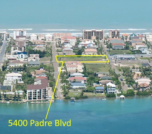 5400 Padre Blvd., South Padre Island, TX 78597 (MLS #89157) :: The MBTeam