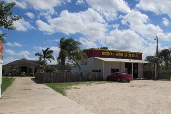29822 State Highway 100, Los Fresnos, TX 78566 (MLS #89343) :: The Martinez Team