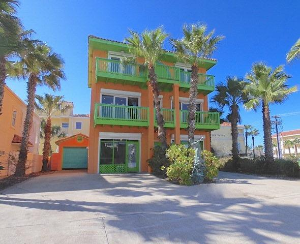 1403 Gulf Blvd., South Padre Island, TX 78597 (MLS #90265) :: The Martinez Team