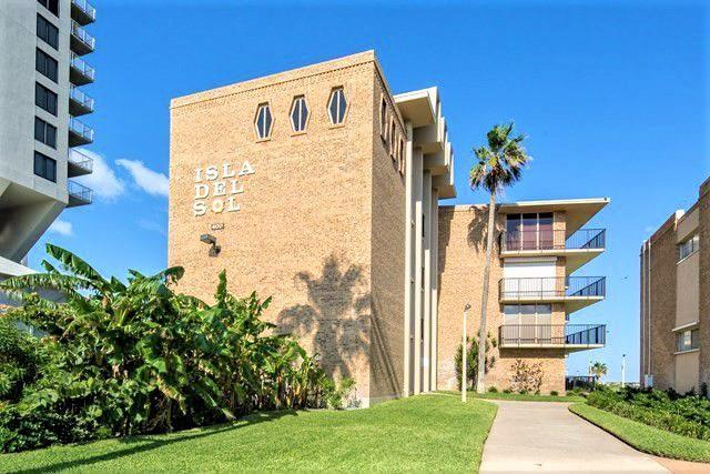 600 Padre Blvd. A210, South Padre Island, TX 78597 (MLS #91037) :: The Monica Benavides Team at Keller Williams Realty LRGV