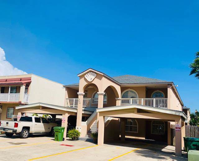 108 E Campeche St. 4B, South Padre Island, TX 78597 (MLS #91715) :: The Monica Benavides Team at Keller Williams Realty LRGV