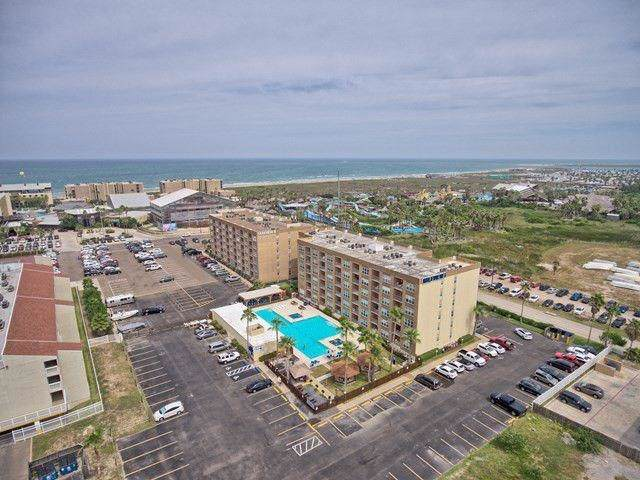 130 Padre Blvd. #204, South Padre Island, TX 78597 (MLS #91866) :: Realty Executives Rio Grande Valley