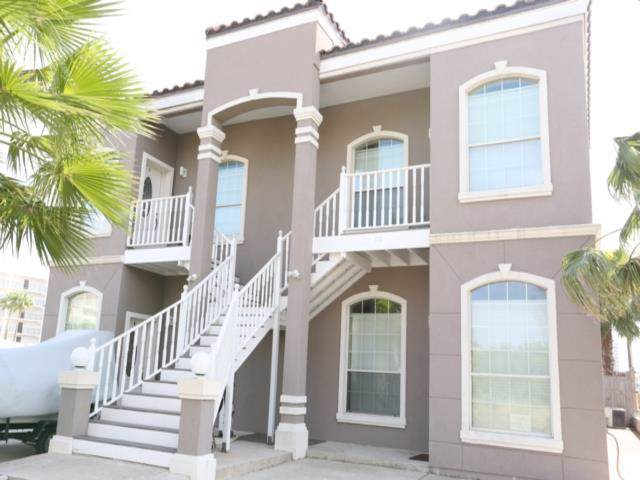111 E Corral St. C, South Padre Island, TX 78597 (MLS #91896) :: The Monica Benavides Team at Keller Williams Realty LRGV