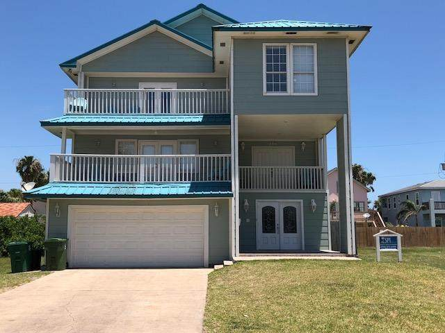 204 W Acapulco St., South Padre Island, TX 78597 (MLS #92249) :: The Monica Benavides Team at Keller Williams Realty LRGV
