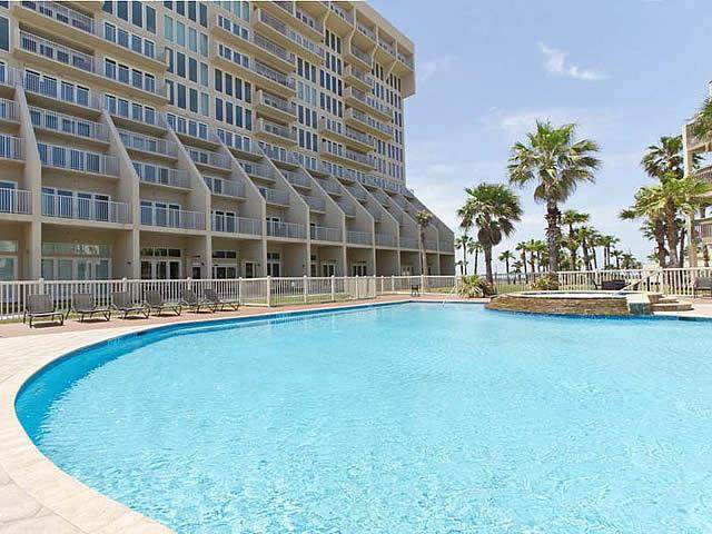 6300 Padre Blvd. #905, South Padre Island, TX 78597 (MLS #92437) :: Realty Executives Rio Grande Valley