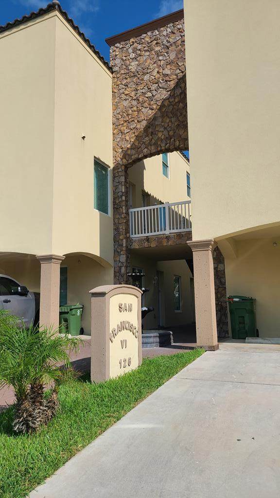 128 E Amberjack St. 1-8, South Padre Island, TX 78597 (MLS #93083) :: The MBTeam