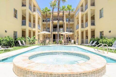 6410 Padre Blvd. #205, South Padre Island, TX 78597 (MLS #93167) :: The MBTeam