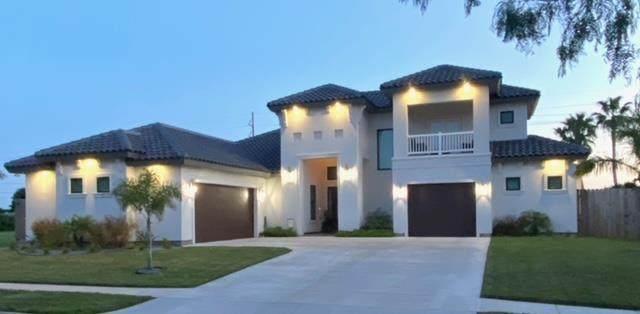 102 Wild Olive Lane, Laguna Vista, TX 78578 (MLS #93217) :: The MBTeam