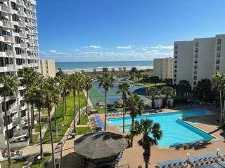 404 Padre Blvd. #607, South Padre Island, TX 78597 (MLS #93319) :: The MBTeam