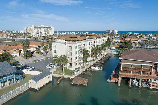 5909 Padre Blvd. #105, South Padre Island, TX 78597 (MLS #93393) :: The MBTeam