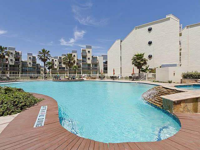 6300 Padre Blvd. 424/426, South Padre Island, TX 78597 (MLS #94019) :: The MBTeam