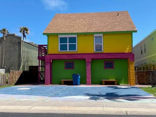 129 E Esperanza St., South Padre Island, TX 78597 (MLS #94058) :: The MBTeam