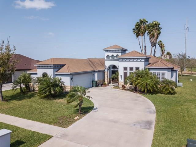 4609 Magnolia Point, Harlingen, TX 78552 (MLS #89338) :: The Martinez Team