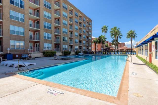 120 Padre Blvd. #413, South Padre Island, TX 78597 (MLS #93446) :: The MBTeam