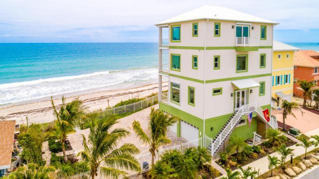 789 Shell Street, Satellite Beach, FL 32937 (MLS #781231) :: Premium Properties Real Estate Services