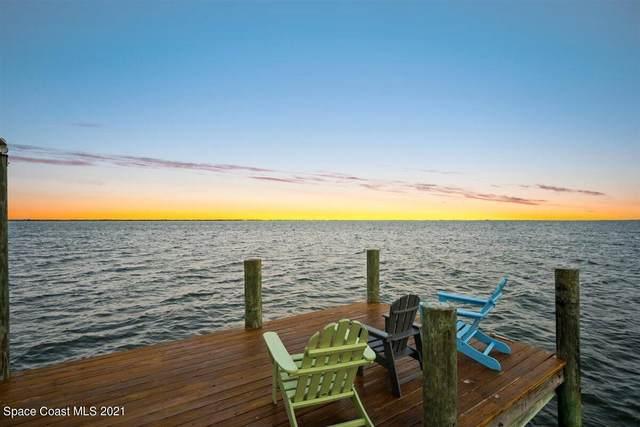 2898 Newfound Harbor Drive, Merritt Island, FL 32952 (MLS #904662) :: Blue Marlin Real Estate