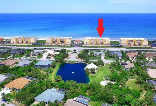 1831 Highway A1a #3105, Indian Harbour Beach, FL 32937 (MLS #819840) :: Premium Properties Real Estate Services