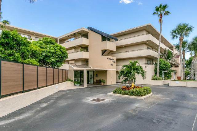 1101 S Miramar Avenue #102, Indialantic, FL 32903 (MLS #818009) :: Pamela Myers Realty