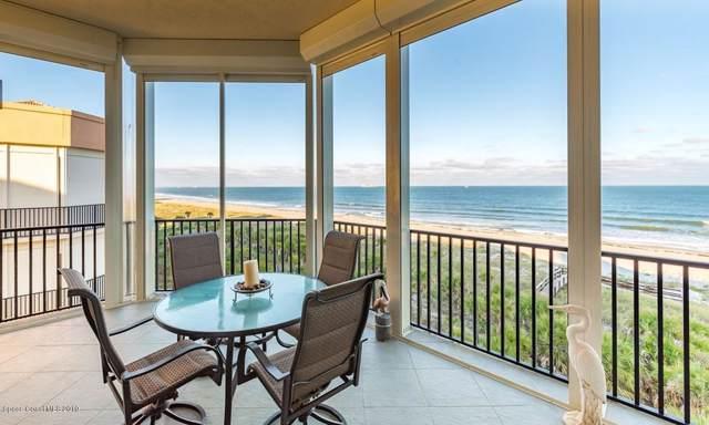 6131 Messina Lane #401, Cocoa Beach, FL 32931 (MLS #841706) :: Premium Properties Real Estate Services